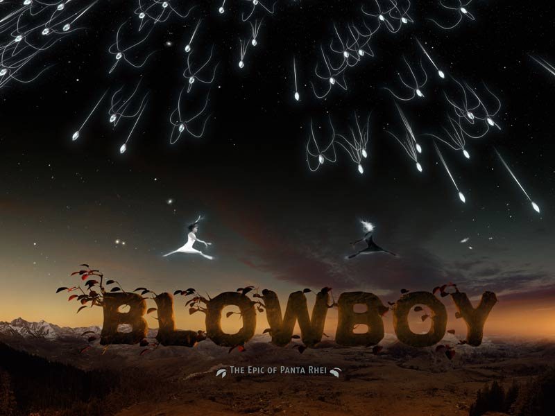 BLOWBOY – The Epic Of Panta Rhei